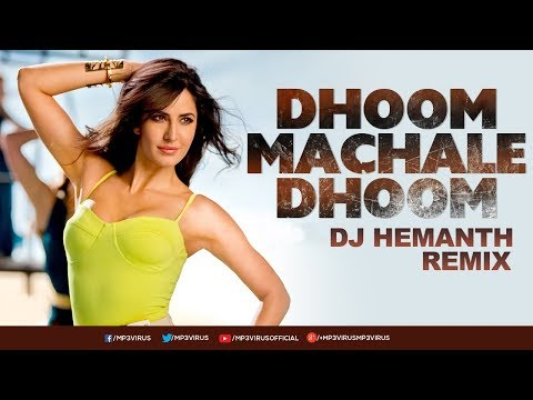 Dhoom Machale | Dhoom 3 | DJ Hemanth | Katrina Kaif