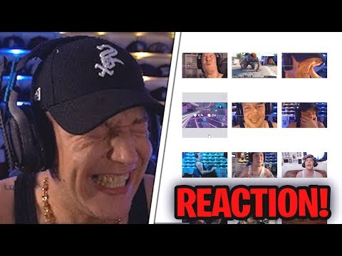 MontanaBlack Reaction Compilation - Lustige Clips & Ansage
