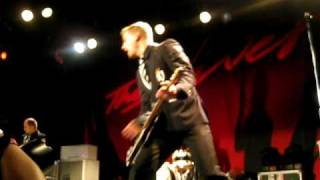 """The Hives cover """"Born To Cry"""" (Puma Uncovered) The Metro, Sydney"""