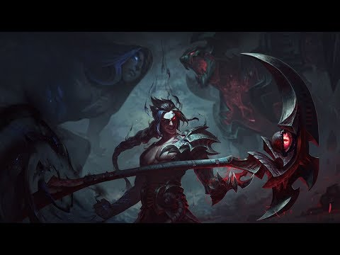 Darkin Kayn Montage - New Kayn's Ulti Soundefect *Funny Moments* | League of Legends
