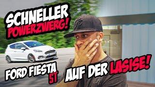 JP Performance - Schneller Powerzwerg! | Ford Fiesta ST auf der LASISE