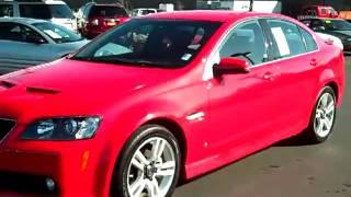 SOLD 2009 Pontiac G8 - V1730