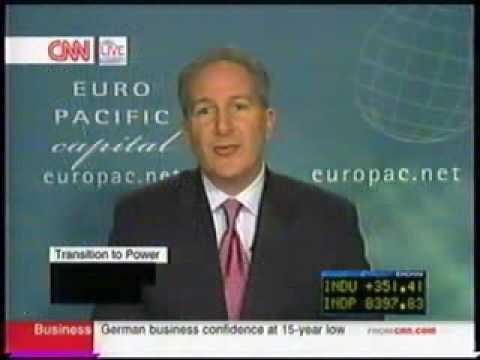 Peter Schiff CNN International - World News Europe