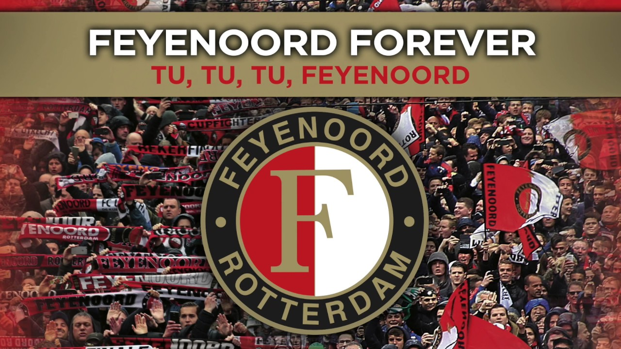 Feyenoord Forever - Tu, Tu, Tu, Feyenoord (Official Audio Video)