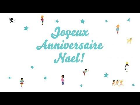 ♫ Joyeux Anniversaire Nael! ♫