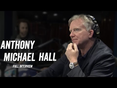 Anthony Michael Hall  Moon Landing Conspiracy, Brad Pitt, Kelly LeBrock  Jim Norton & Sam Roberts