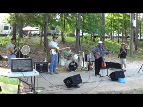 Hank Williams IV and The Lost Highway Band LIVE @ Wind Creek State Park Part 1