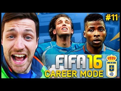 Real Oviedo Career Mode #11 - LOADS OF NEW SIGNINGS!!! - Fifa 16