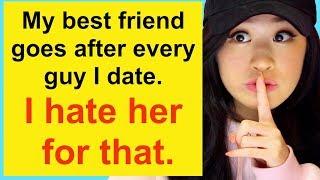 Reacting To SECRET Best Friend Confessions...