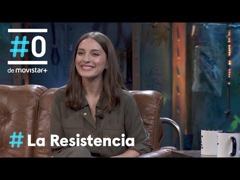 LA RESISTENCIA - Entrevista a María Valverde | #LaResistencia 04.12.2019