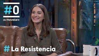 LA RESISTENCIA - Entrevista a María Valverde   #LaResistencia 04.12.2019