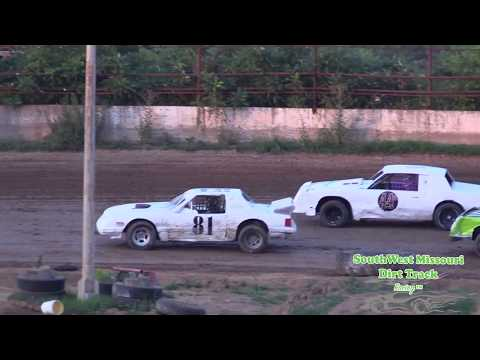Lebanon Midway Speedway July 7, 2017 Pure Stock Heat Races