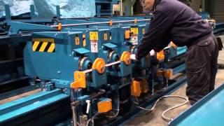 nfb 160da 鉄筋自動曲げ機 株式会社サンヨー機械