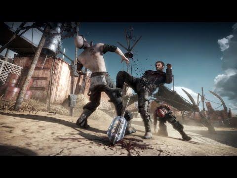 Mad Max Walkthrough Part 1 - MAGNUM OPUS - Mad Max 60fps Gameplay
