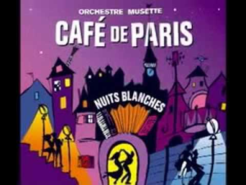 Orchestre Musette Caf Ef Bf Bd De Paris