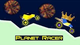 Ok, S? Mais um V?deo de Planet Racer!!! (Derrotando o Rei)