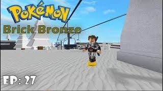 "Roblox Pokemon Brickbronze- Ep:27 ""Hoverboards!"""
