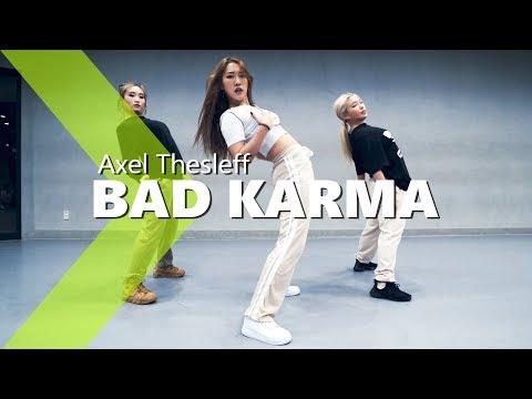 Axel Thesleff - Bad Karma / JaneKim Choreography.