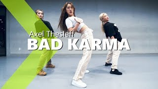 Axel Thesleff - Bad Karma / JaneKim Choreography.