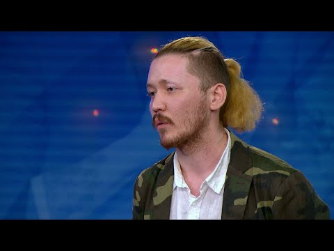 Norbert Acs ställs framför en tveksam jury - Idol 2017 - Idol Sverige (TV4)