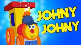 Johny Johny sì papà | ben treno italiano | Ben Johny Johny