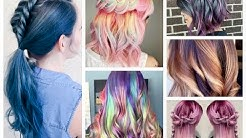 Hot Summer Hair Color Trends 2017  - 35 Hair Color Ideas 2017