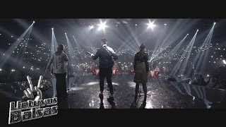 Justinas Jarutis, Gabriela ir Milda - Shallow | Finalinės kovos | Lietuvos Balsas S6