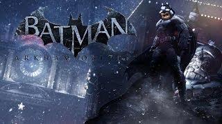 Batman Arkham Origins - самый накрыльяхночилетящий обзор
