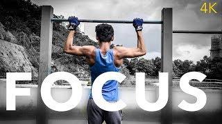 Focus | Calisthenics & Fitness Motivation [4K]