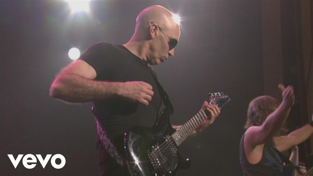 Joe Satriani - Crowd Chant (from Satriani LIVE!)