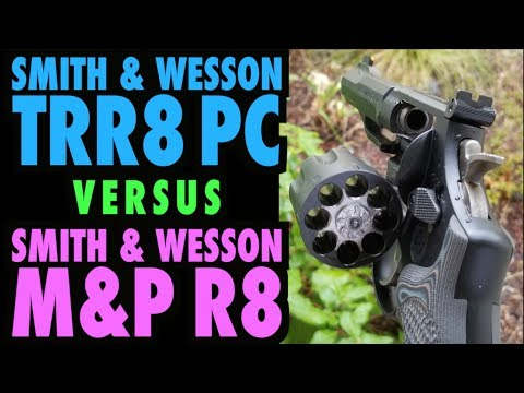 S&W TRR8 vs. M&P R8 (Which is Better?)