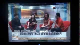 Cecillia young Pemudi Berprestasi Kompas TV Berita Pagi