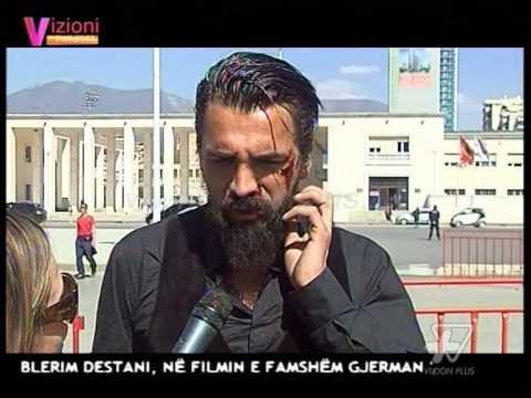 """Vizioni i pasdites - Blerim Destani në""""Alarm Fur Cobra 11"""" - 21 Prill 2015 - Show - Vizion Plus"""