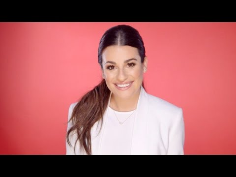 Lea Michele Shares Her 6 New Year's Resolutions