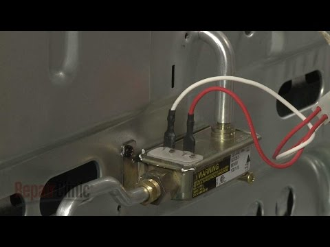 Oven Safety Valve - Whirlpool Gas Range