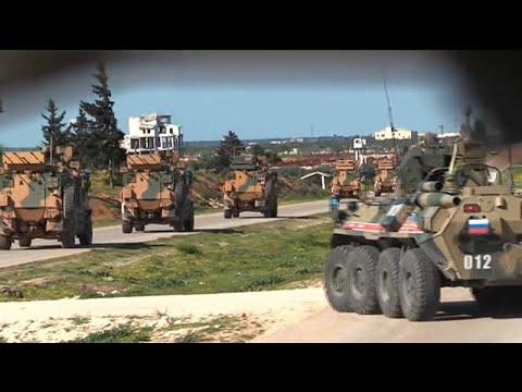 Россия и Турция провели совместное патрулирование на севере Сирии…