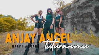 Happy Asmara - Anjay Angel Tuturanmu (Official Music Video ANEKA SAFARI)