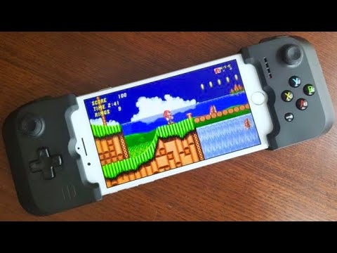 size 40 2706a 0145e Future Of Portable Gaming - Gamevice for iPhone X iPhone 8 iPhone 7 Review