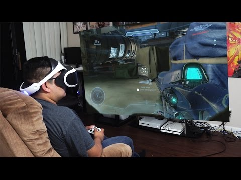 PlayStation VR With Xbox One And Wii U