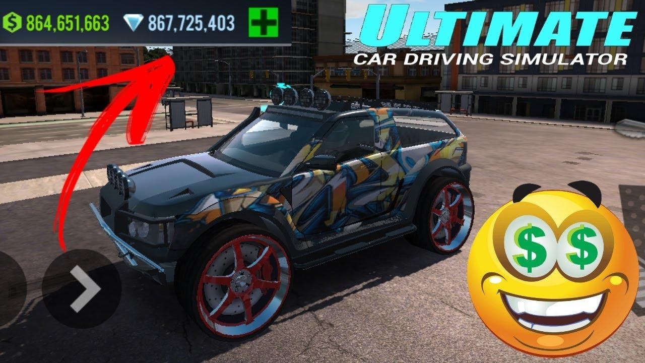 ultimate car driving simulator 3.0.1 mod apk