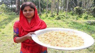Crispy Chicken Pakora Recipe Village Style | Chicken Pakora Recipe in Bengali | Crispy Chicken Snack