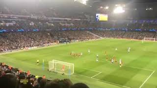 Gabriel Jesus Penalty Goal vs Shakhtar | Man City 6-0 Shakhtar | Champions League 2018/19