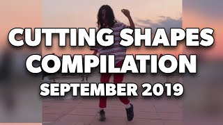 Best Cutting Shapes and Shuffle Dancers September 2019 Compilation