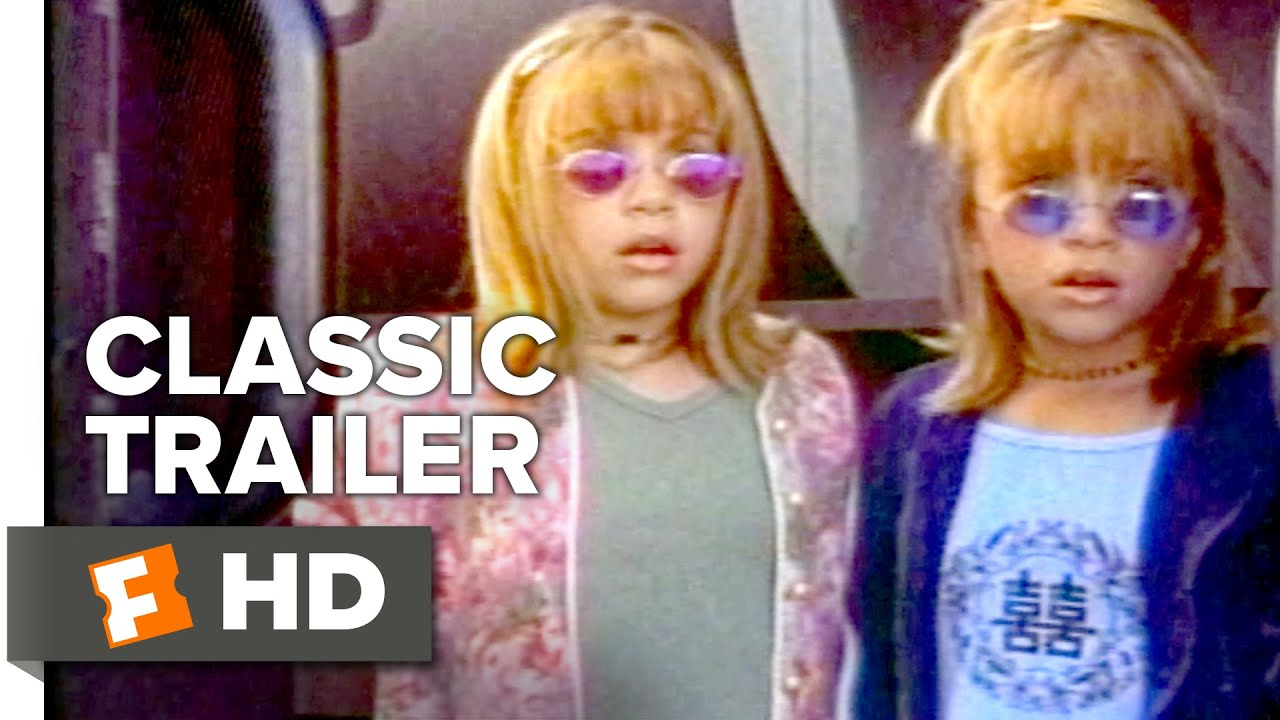 Three of Mary-Kate and Ashley Olsen's Classic Movies Are