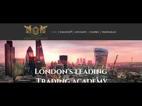 The UK's Premier Stock & Forex Trading Academy