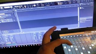 Android планшет как MIDI контроллер в CUBASE (TouchDAW)