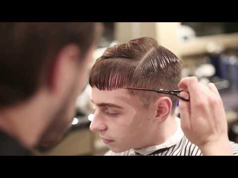Stephen J - Step-by-step Crop (tutorial on how to cut Mens Crop)