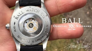 Ball Magneto S - Impressive Sports Watch!