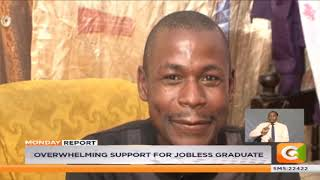 Overwhelming offers for jobless first class UoN graduate