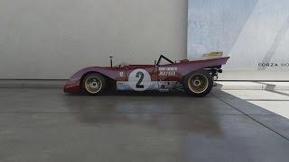 forza motorsport 6 1971 ferrari 2 ferrari automobili 312 p